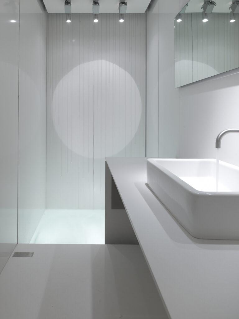 bagno superwhite: dettagli lavandino