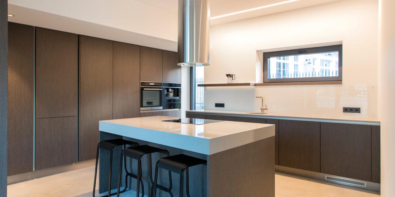 classic: panoramica cucina