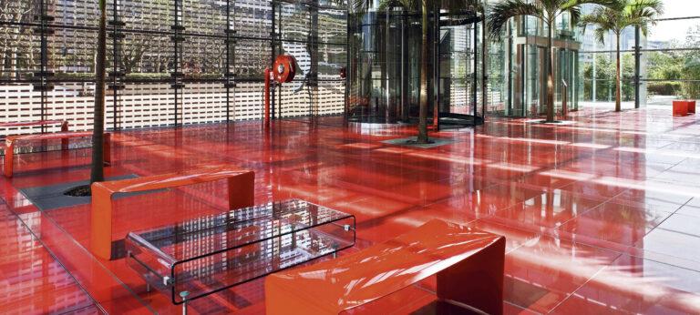 tour ariane: progetto dell'architetto Petraccone