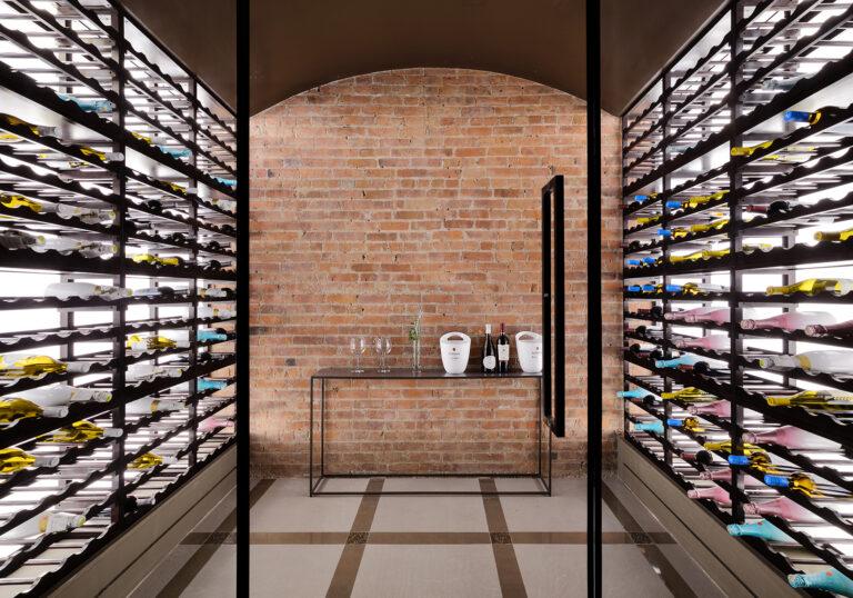 cantina: mobili vini