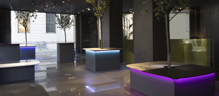 reception: design per alberghi