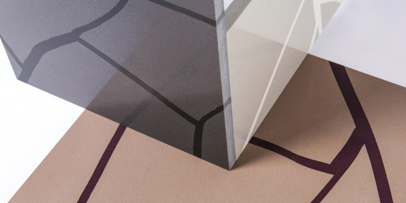 craken: dettaglio colori materiale