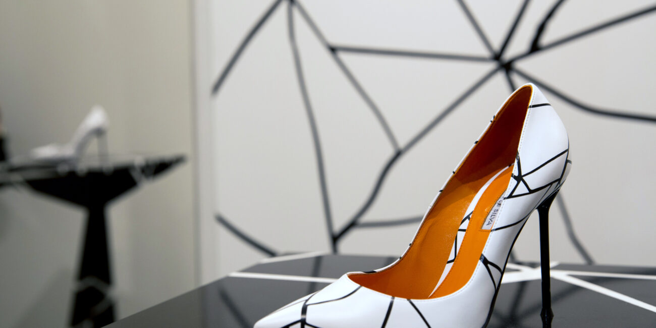 craken: dettaglio calzatura