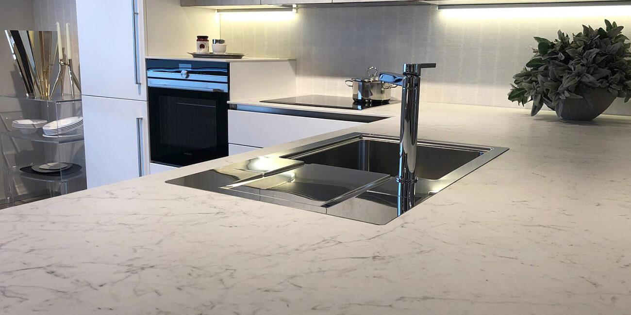 kerit: lavandino cucina