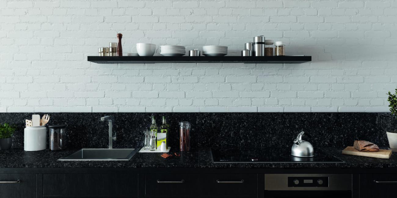 cosmo: piano cucina