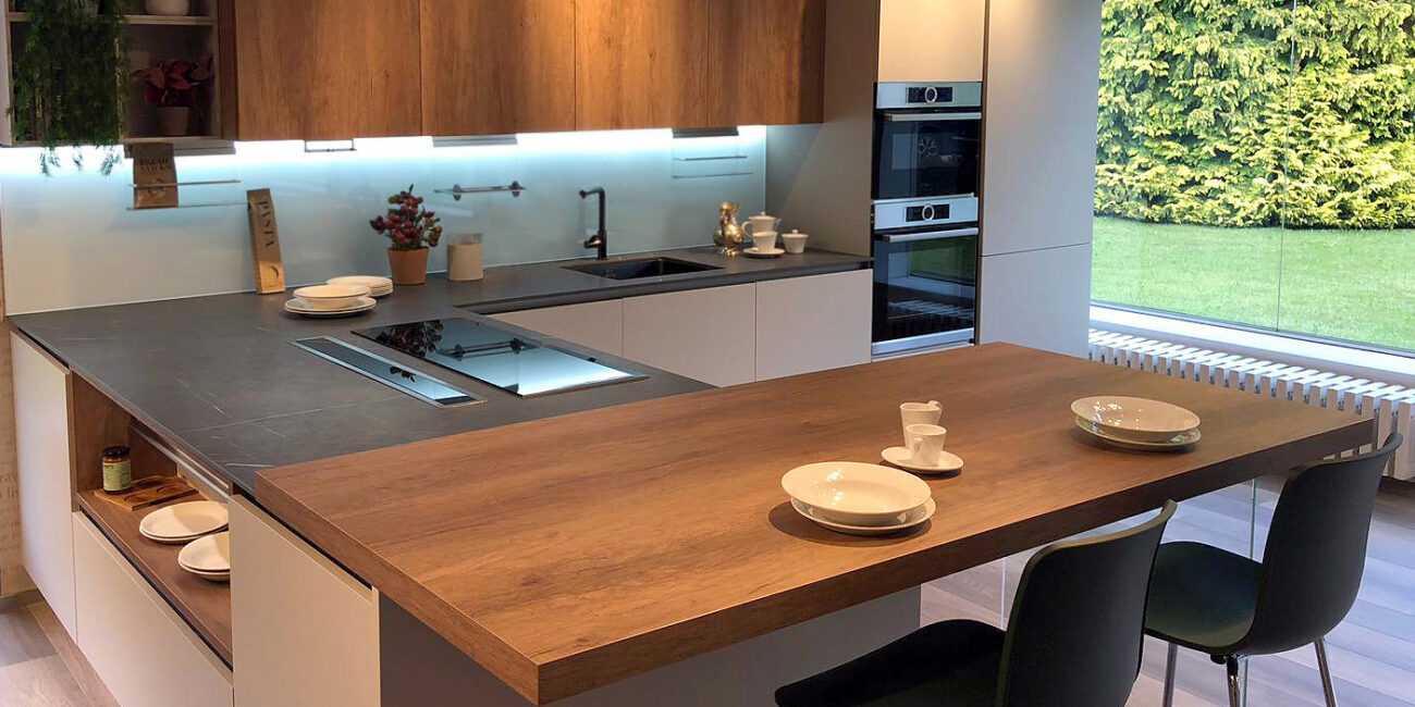 kerit: cucina in pietra