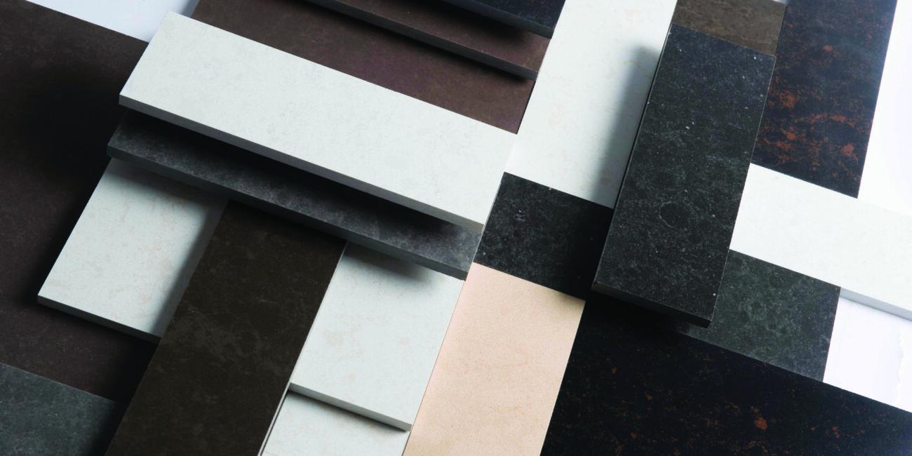 kstone: colori materiali