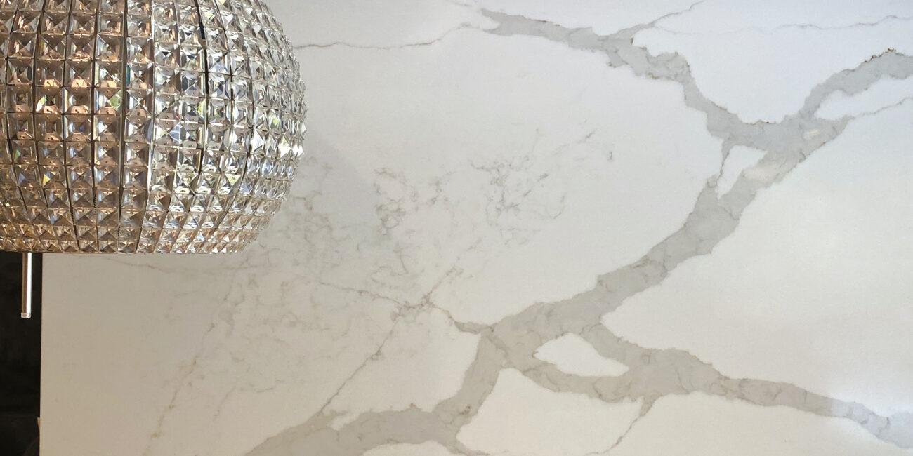 marmorea: dettaglio parete