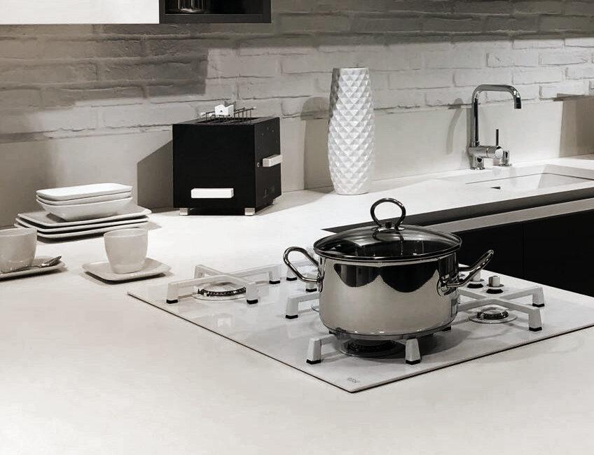 materia: rivestimento superficie cucina
