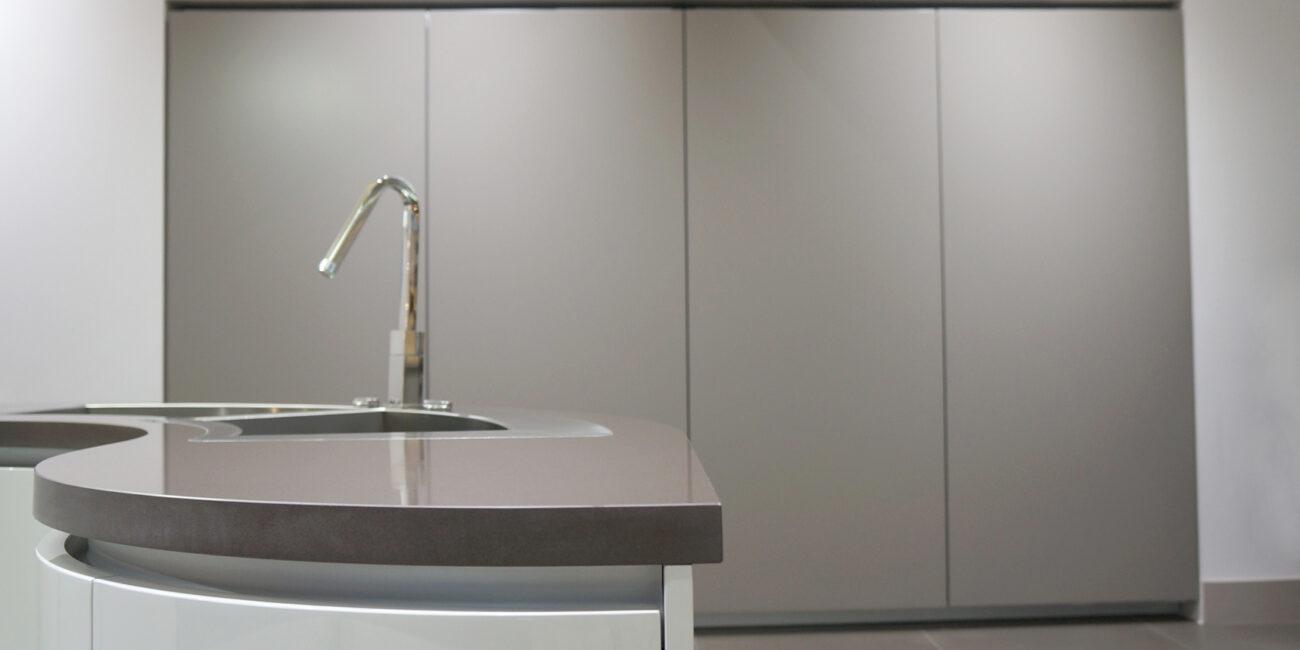 micro: lavello cucina aluminium